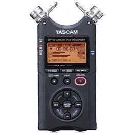 Tascam DR-40 - Portable Digital Recorder