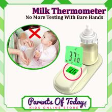 Milk Thermometer|Baby Milk Temperature Reader|Gd 4 Breast Pump Mummy|Milk Bottle|Thermometer