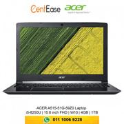 ACER A515-51G-59Z0 Laptop - i5-8250U | 15.6 inch FHD | W10 | 4GB | 1TB