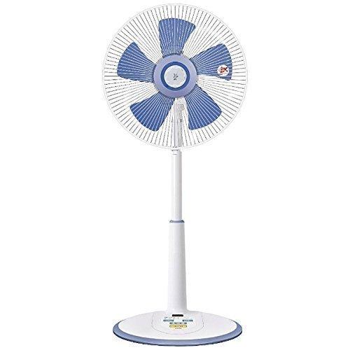 山善 【扇風機】リビング扇(リモコン付 メタリックブルー)YAMAZEN YLR-DT304-MA