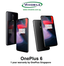 OnePlus 6 | Local Singapore Set