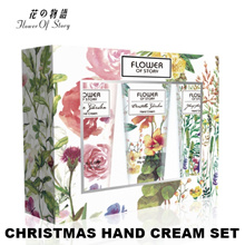 BUY 3 FREE 1 LIPSTICK ♥ HAND CREAM SET ♥ FLOWER OF STORY ♥