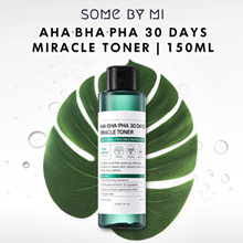 🌟FREE SHIPPING NOW!🌟10000 Sold in Daily!!🌟Some By Mi AHA/BHA/PHA 30 Days Miracle Toner 150ml🌟