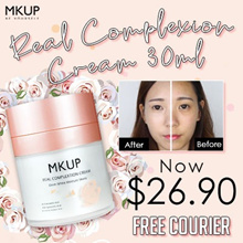 MKUP® Real Complexion Cream 30ml 💕