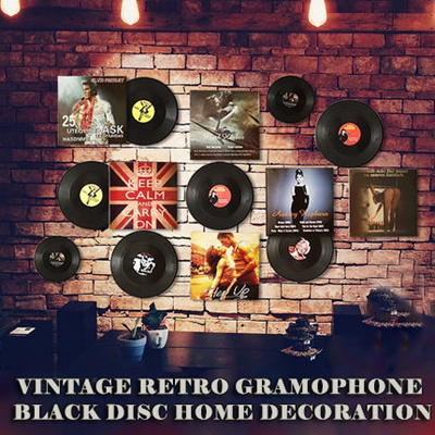 Qoo10 vintage retro vinyl gramophone record home classic for House classics vinyl