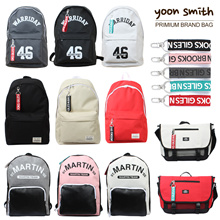[Free Shipping]1+1 Keyholder/Backpack/StudentBag/casual backpack/School backpack/Casual/Canvas