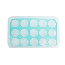 Hundreds of free portable storage box 15 touch-proof egg cartons egg storage box kitchen a refrigera