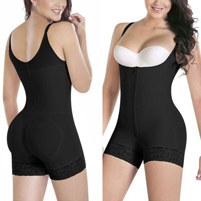 2ab8fc68c3638 Qoo10 - SAYFUT Womens Ultra Firm Control Shapewear Shaping Waist Trainer  Cincher Corset Tummy Fat Burner Black Plus Size S6XL Search Results    (Q·Ranking): ...