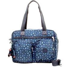 KipLing Kipling Outlet Sasha Print Carry On Tote / 2way Shoulder Bag SL 4763 489