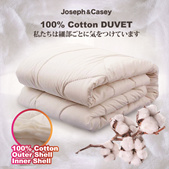 Premium Blankets Comforter I 100% Knit Cotton Quilt / Comforter / Blanket Bed Set.