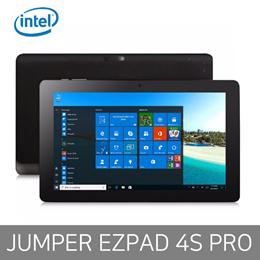 中柏JUMPER EZPAD 4S PRO 10.6吋熒幕 Z8350處理器 4GB+64GB Win10系統 WiFi 2in1平板電腦
