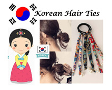 ❤ Clearance Sales! ❤ 2pc Classy Hair Tie ❤ Hair Bun ❤ Hair Accessories ❤ Hair Band ❤ Bracelet ❤