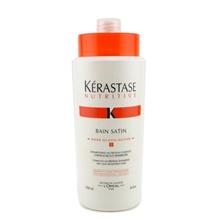 Kerastase NU Van Nutri Satin Shampoo - 2 (For overly sensitive sensitive hair) Salon size 1000 ml / 34 oz [Imported item]