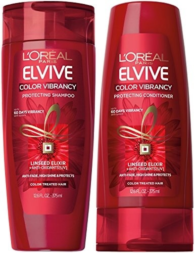 I Have Teamed Up With L Oreal Paris To Bring You Guys A Hair Review Giveaway On Their Color Vibrancy Line Am Always The Hunt For New