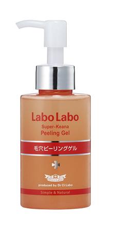 Labo Labo Super Keana peeling gel 120g ★ Directly from Japan ★