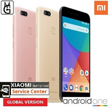 Global Version Xiaomi Mi A1 Local Warranty / Authentic xiaomi / 4GB RAM / 64GB ROM /