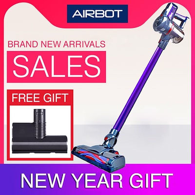 Buy Airbot Supersonics Fluffy Cordless Vacuum Cleaner Handheld For