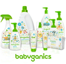 [Qprime]Babyganics Baby Sunscreen / Hand Sanitizer / Insect repellent. Made in USA. Retail in Orchar