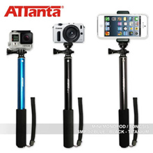 Tongsis Titanium Attanta SMP-07 (SJ4000/SJ5000/GOPRO HERO 4/3+/3/Xiaomi Yi Camera and Smartphones/DSLR/Digital Camera)