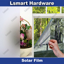 ★Solar film★For HDB/Cond/Apart/Car Window★Privacy★Heat Control Residential Window Film★Platinum★