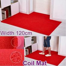 OUTDOOR/INDOOR Entrance Floor Mats/Rug/Carpets★Coarse Strands ★Anti-Dust/Dirty/Slip