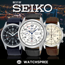 *APPLY 25% OFF COUPON* BEST OF SEIKO Chronograph Seiko 5 Automatic Seiko 5 Sports. Free Shipping!