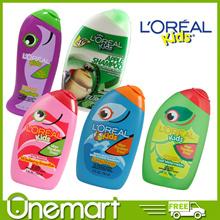 [LOREAL KIDS] 265ml Kids Shampoo (Sunny Orange / Strawberry Smoothie) / Conditioner (Juicy Grape)