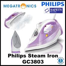 Philips Azur Performer Steam iron GC3803/30 Steam 40g/min140g steam boost (2 year warranty)