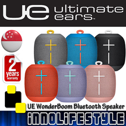 ★Free Shipping★ UE Ultimate Ears WonderBoom Wireless Bluetooth Speaker ★2 Years Warranty★