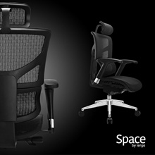 Ergonomic Office Chair iergo SPACE ★ High Back / Mid Back ★ Mesh ★ Gaming ★ Computer ★ Study