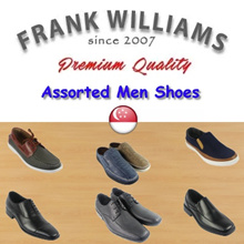 Assorted Men Shoes ♠ Premium Quality and Workmanship Guaranteed ♠ Size 39-45 ♠ Local Seller ♠