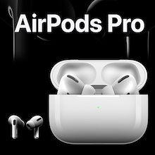 Apple AirPods Pro Airpods PRO Bluetooth Earphone / Free Shipping / A / S Available