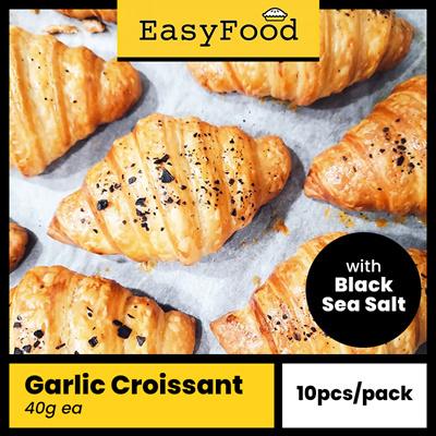 [Promo] Garlic Croissant 40g x 9 (UP$28)