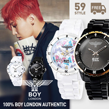 [BOYLONDON 100% AUTHENTIC] best Watch collection BLD1303-1304-1309 fashion watch