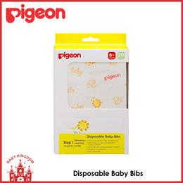Pigeon Disposable Baby Bibs