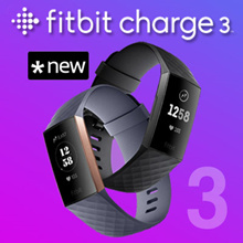 🔥NEW🔥 Fitbit Charge 3 Fitness Activity Tracker /New Release Fall/2018