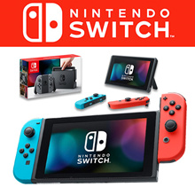 ✦Nintendo Switch✦ Console System Neon ✦ONE YEAR Warranty【TW-Version】
