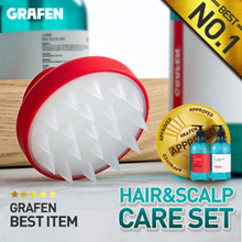 [Grafen] Edge finger / Scalp remover / Root booster shampoo / KOREA / REAL EFFECTIVE