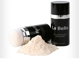 LA BELLA OIL CUT HAIR DRY POWDER SPECIAL HAIR CARE