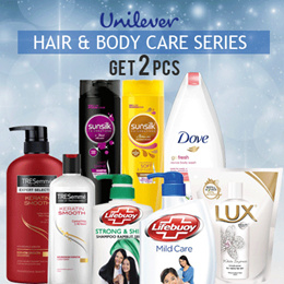 (buy 1 get 1 free) Hair  Body Care Series