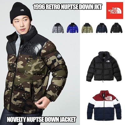 3834ac18598f  NORTH FACE  1996 RETRO NUPTSE   2018 FW NJ1DJ54 NOVELTY NUPTSE DOWN JACKET  PADDING