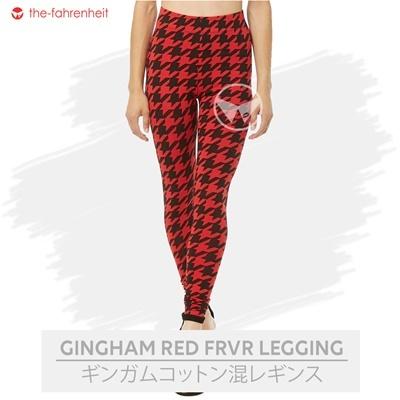 FRVR-Gingham Red