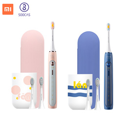 Xiaomi SOOCAS X5 Electric toothbrush  sonicare Toothbrushs Sonic Brush Teeth NFC Smart APP Control