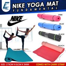 [NIKE] YOGA MAT Fully Reversible Superior Yoga Mat/ 3mm closed-cell foam | Multi-Colors | Limited Stocks | Premium