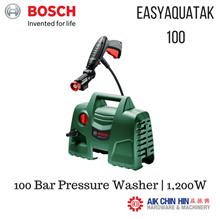 Bosch 100 Bar Pressure Washer | 1200W | EASY AQUATAK 100