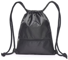 Clearance at 4.9 only! Drawstring Bag/Sports bag/Backpack /pouch/ Shoulder/Shoes bag