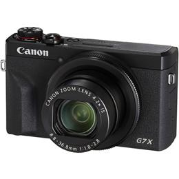 Canon PowerShot G7X Mark III (with free 16GB San Disk SD card)