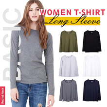 New Collection ... !!! Women Long Sleeve T-Shirt / 6 Color / Women Blouse / Branded Blouse