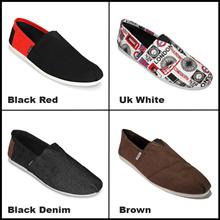 Kenz Sloppy - Series | Sepatu Pria Casual Slip-On