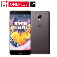 OnePlus 3T 64GB LTE (Gold/Gunmetal) Import Set